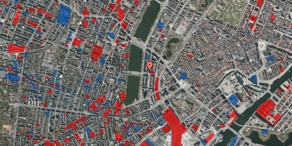 Jordforureningskort på Kampmannsgade 4, 1604 København V