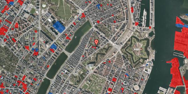 Jordforureningskort på Upsalagade 20A, 1. th, 2100 København Ø