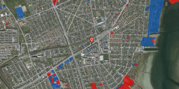 Jordforureningskort på Gammel Køge Landevej 376E, 1. , 2650 Hvidovre