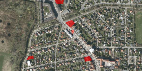 Jordforureningskort på Frederiksborgvej 209C, 2400 København NV