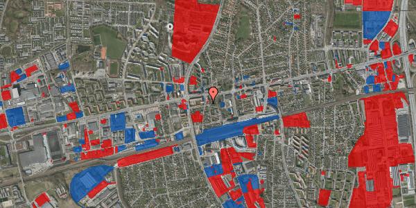 Jordforureningskort på Kildevej 8, 2600 Glostrup
