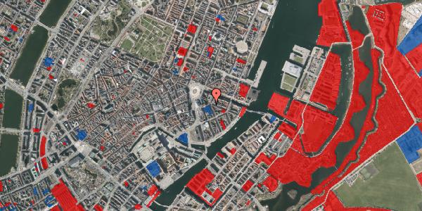 Jordforureningskort på Heibergsgade 10, 1056 København K