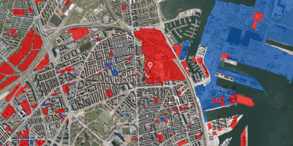Jordforureningskort på Sionsgade 5A, 2100 København Ø