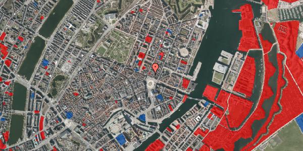 Jordforureningskort på Kongens Nytorv 8E, 1050 København K