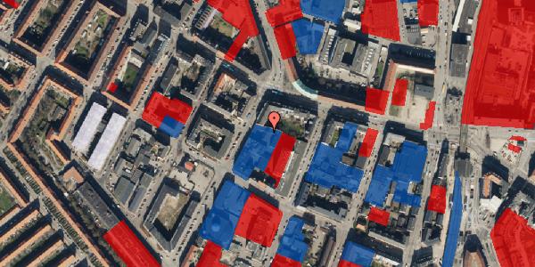 Jordforureningskort på Vibevej 7A, 2. th, 2400 København NV
