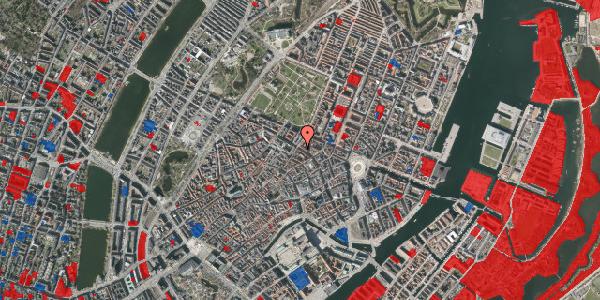 Jordforureningskort på Gammel Mønt 39, 1. tv, 1117 København K