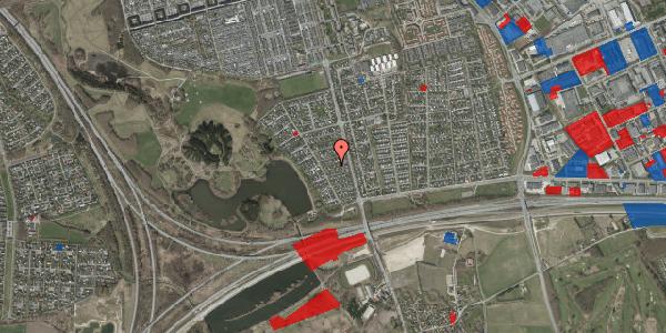 Jordforureningskort på Rendsagervej 66C, 2625 Vallensbæk