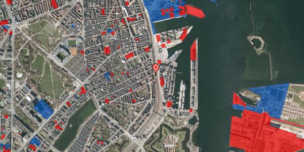 Jordforureningskort på Willemoesgade 80, 3. , 2100 København Ø