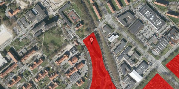 Jordforureningskort på Bispebjerg Bakke 22F, 5. , 2400 København NV