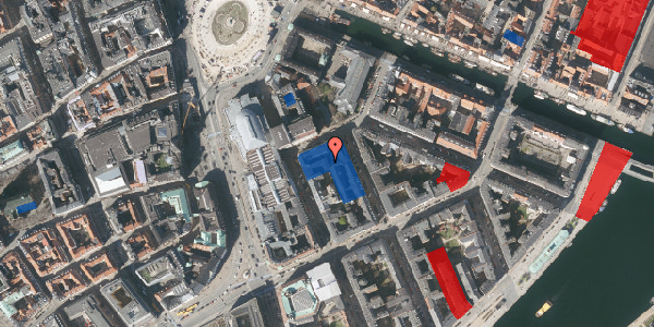 Jordforureningskort på Tordenskjoldsgade 7, 3. tv, 1055 København K