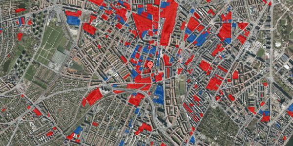 Jordforureningskort på Glentevej 10, 2. 6, 2400 København NV
