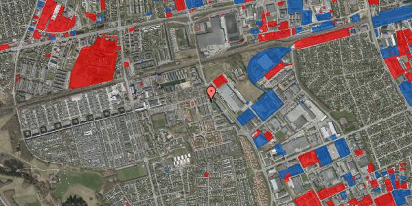 Jordforureningskort på Stenkløvervænget 3, 2625 Vallensbæk