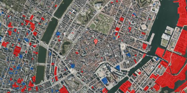 Jordforureningskort på Skindergade 6, 1. , 1159 København K