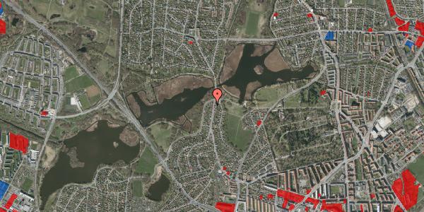 Jordforureningskort på Horsebakken 61B, 2400 København NV
