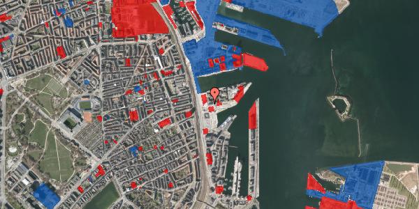 Jordforureningskort på Marmorvej 7A, 2100 København Ø
