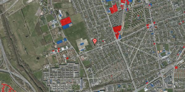 Jordforureningskort på Hf. Dahlia 102, 2650 Hvidovre