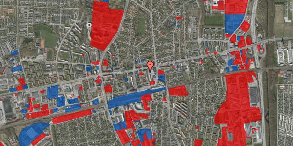 Jordforureningskort på Glostrup Shoppingcenter 26, st. , 2600 Glostrup