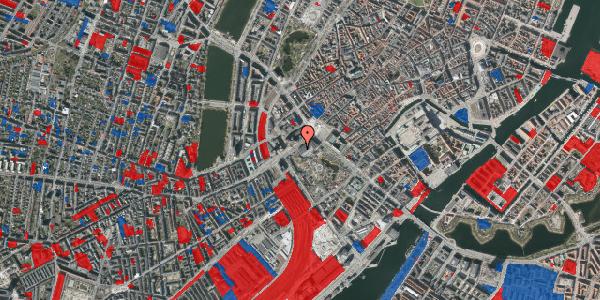 Jordforureningskort på Vesterbrogade 1M, 1620 København V
