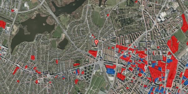 Jordforureningskort på Efterslægtsvej 3, 1. , 2400 København NV
