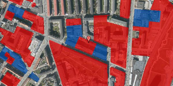 Jordforureningskort på Bygmestervej 8, 2400 København NV