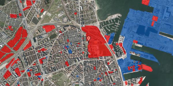 Jordforureningskort på Carl Nielsens Allé 10, 2100 København Ø