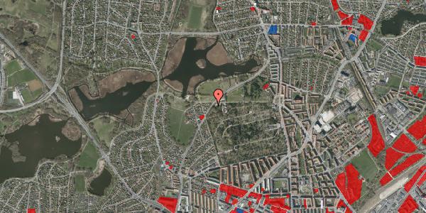 Jordforureningskort på Rådvadsvej 60, 2400 København NV