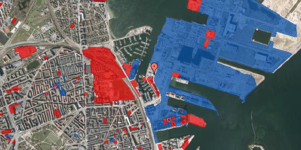 Jordforureningskort på Sundkrogen 4, 3. , 2100 København Ø