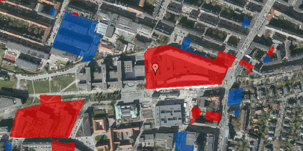 Jordforureningskort på Solbjerg Plads 2, 2000 Frederiksberg