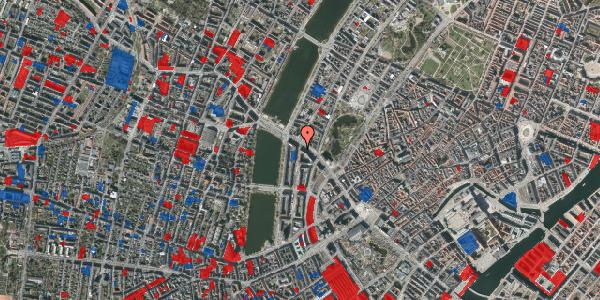 Jordforureningskort på Nyropsgade 1, 1602 København V