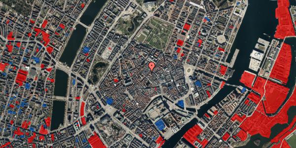 Jordforureningskort på Løvstræde 3, 2. , 1152 København K