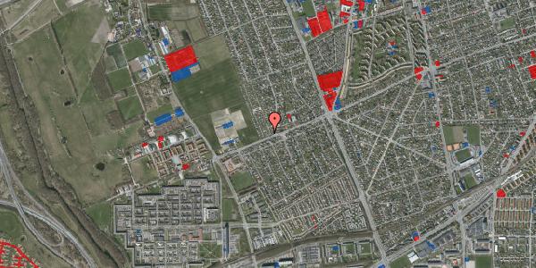 Jordforureningskort på Hf. Dahlia 3, 2650 Hvidovre