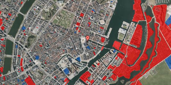 Jordforureningskort på Kongens Nytorv 3, 1050 København K