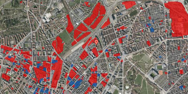 Jordforureningskort på Emblasgade 139, 2100 København Ø