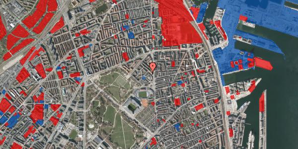 Jordforureningskort på Marskensgade 5B, 2100 København Ø