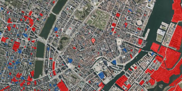 Jordforureningskort på Gråbrødretorv 6, 3. , 1154 København K