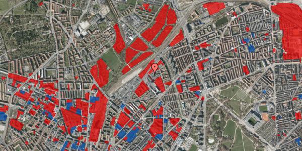 Jordforureningskort på Emblasgade 3, 1. tv, 2100 København Ø