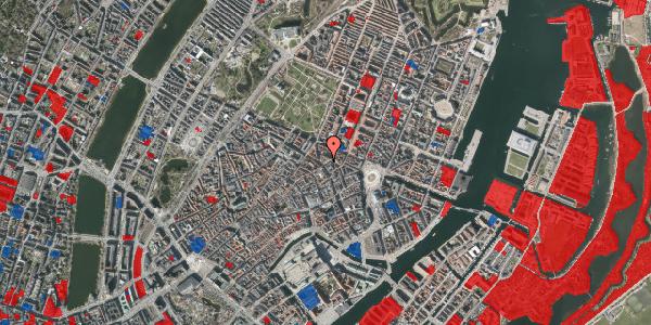 Jordforureningskort på Store Regnegade 1, 1. , 1110 København K