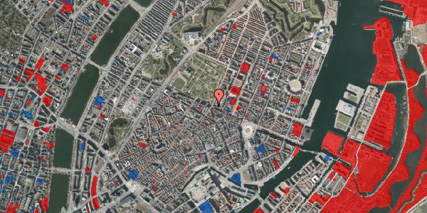 Jordforureningskort på Gothersgade 58, 1123 København K