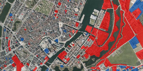 Jordforureningskort på Havnegade 41B, kl. 5, 1058 København K
