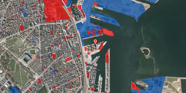 Jordforureningskort på Marmorvej 29, st. th, 2100 København Ø