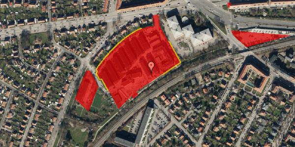 Jordforureningskort på Rabarbervej 94, 2400 København NV