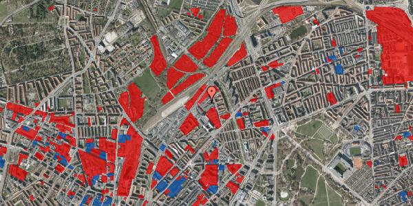 Jordforureningskort på Emblasgade 55, 1. th, 2100 København Ø