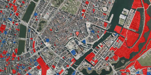 Jordforureningskort på Ved Stranden 19, 1061 København K