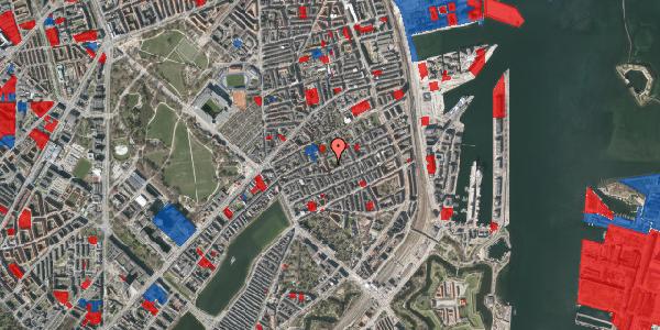 Jordforureningskort på Saabyesvej 6, 2100 København Ø
