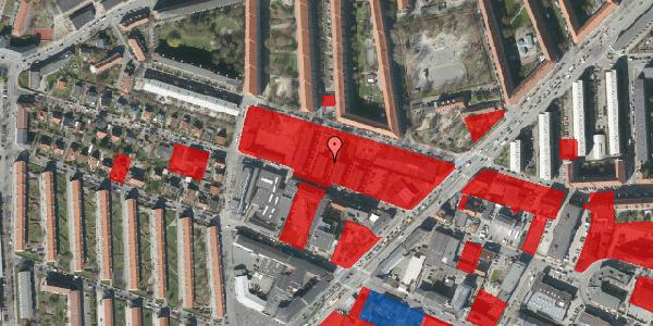 Jordforureningskort på Dortheavej 36E, 2400 København NV