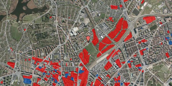Jordforureningskort på Bispebjerg Bakke 23, 6. , 2400 København NV