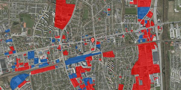 Jordforureningskort på Glostrup Shoppingcenter 19, st. , 2600 Glostrup