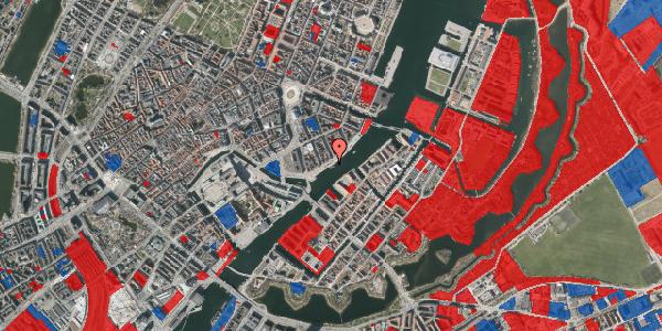 Jordforureningskort på Havnegade 30, 1058 København K