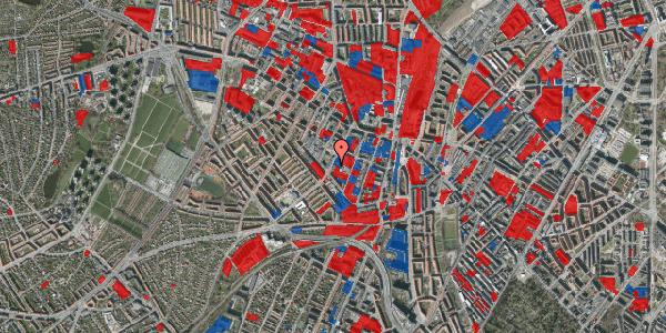 Jordforureningskort på Vibevej 31A, 2400 København NV
