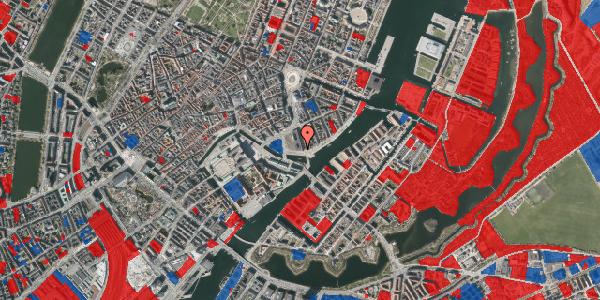 Jordforureningskort på Havnegade 5, 3. , 1058 København K